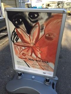 Eileen Cooper Exhibition 'Hide & Seek' Opens