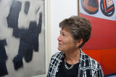 Professor Gill Clarke on the Bishop Otter Art Collection