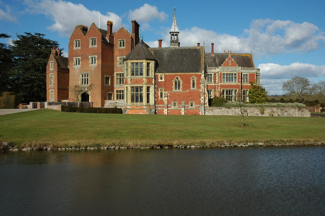Trip to Madresfield Court