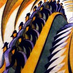 SOLD OUT! - The Cutting Edge of Modernity: British Colour Linocuts of the 1920s and 30s by Gordon Samuel