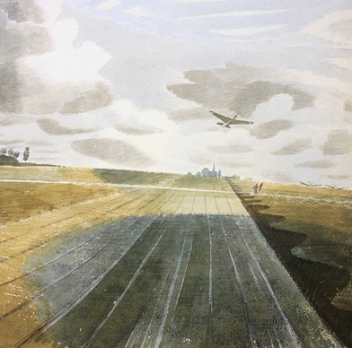 Laughter and Loss: British Artists in World War II with James Russell