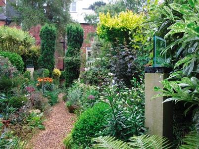 Trip – Visit to Janet Boulton's Garden