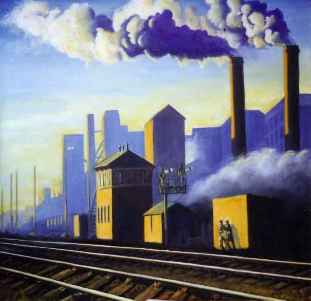 Free Lunchtime Talk: Ken White – Railways and Landscapes