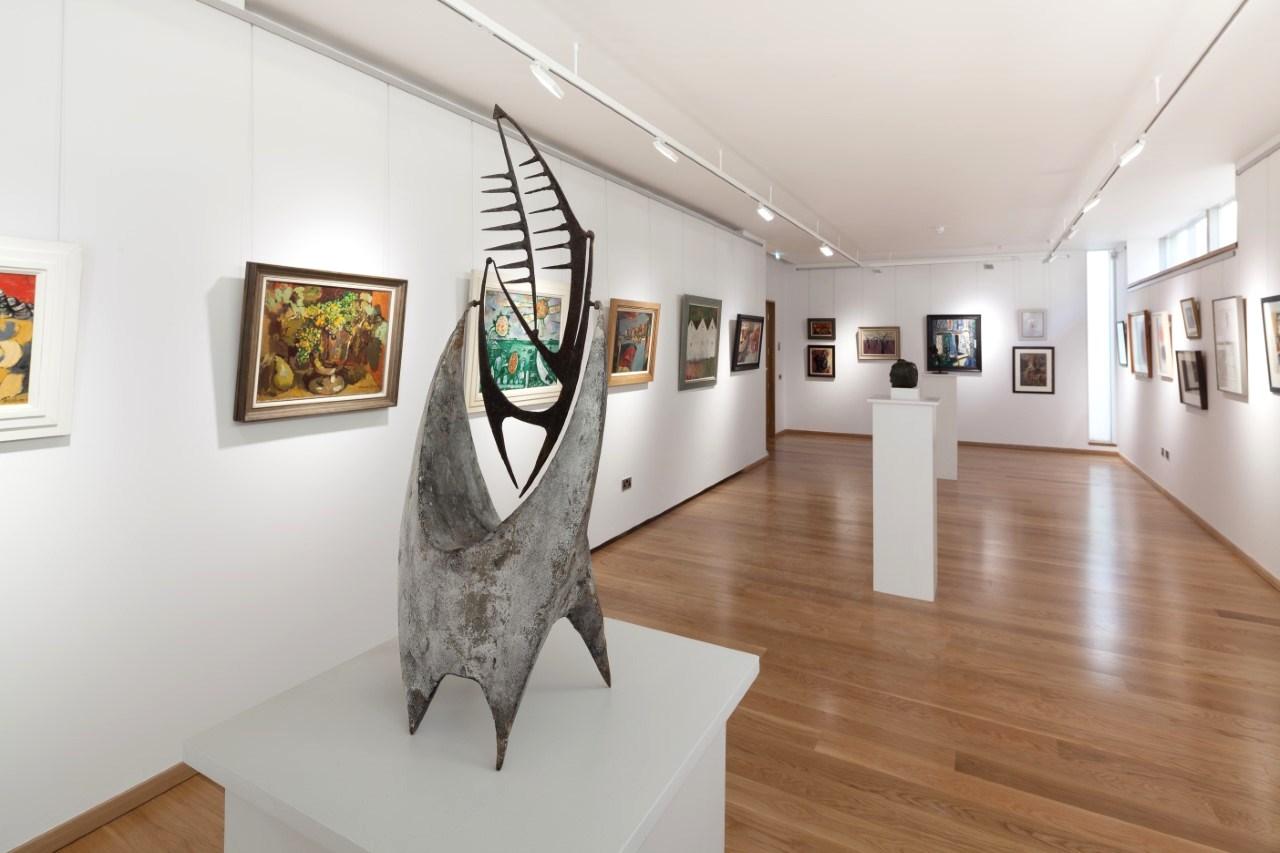 Trip to Pembroke College JCR Art Collection