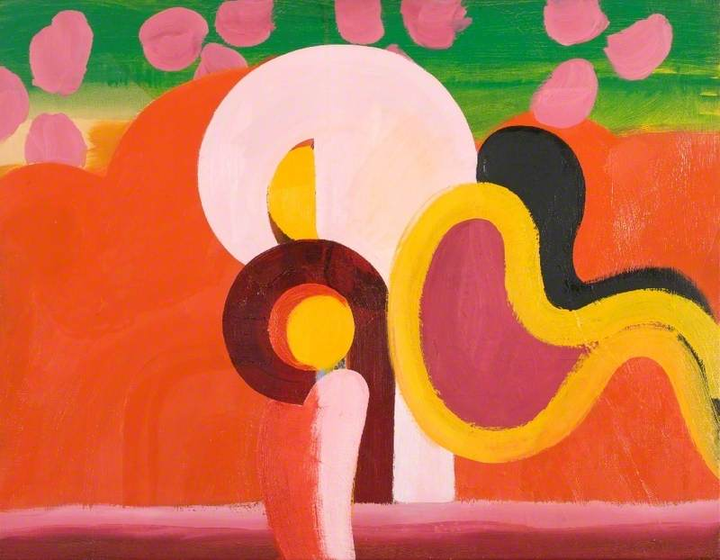 Free Lunchtime Talk: Abstract Painting in the '60s