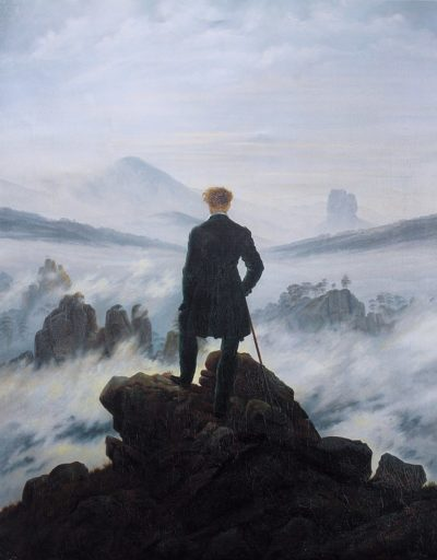 Jeremy Holt – My Favourite Painter: Caspar David Friedrich