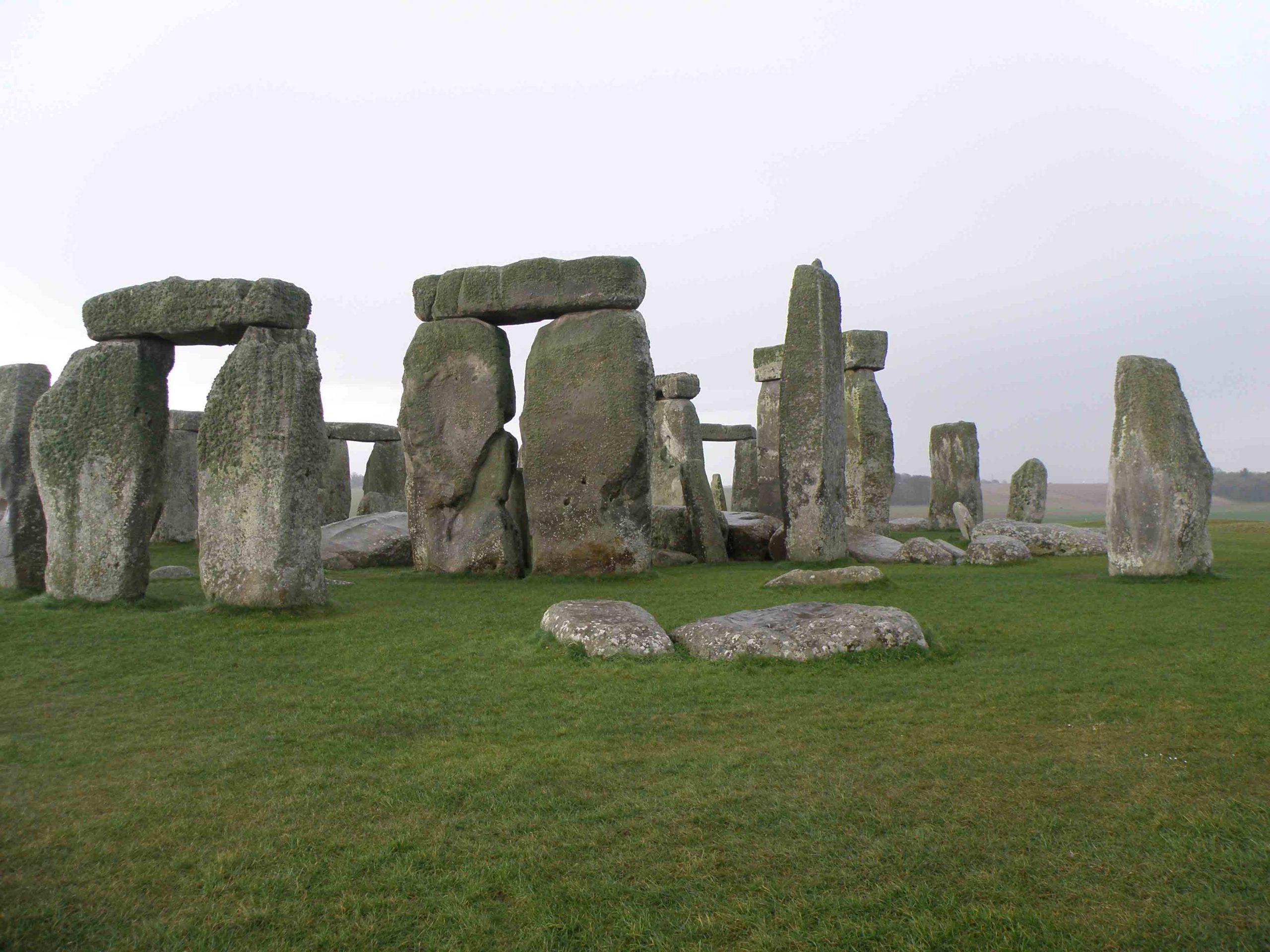 Sarsen Stones by Katy Whitaker